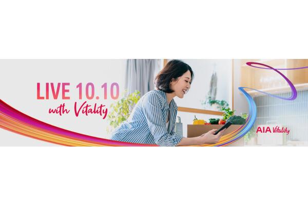 """Nhân 90 năm hoạt động tại Singapore, AIA giới thiệu chuỗi sự kiện """"AIA Live"""" online giúp nâng cao sức khỏe"""
