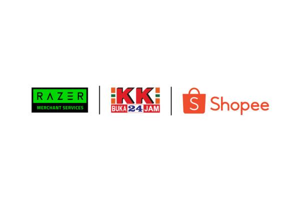 RMS cho phép người dùng Shopee thanh toán qua Razer Cash tại các cửa hàng KK SUPER MART ở Malaysia