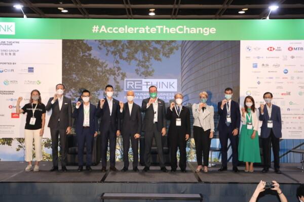 RethinkHK 2021 khuyến khích doanh nghiệp khám phá các giải pháp về phát triển bền vững ở Hồng Kông