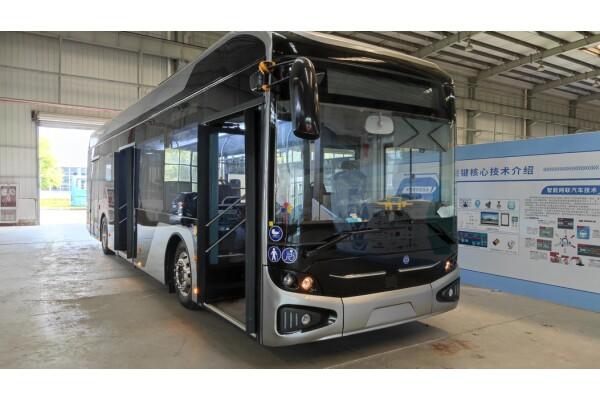 Ev Dynamics sẽ chọn Munich (Đức) làm nơi thử nghiệm, quảng bá xe bus điện mới dài 12 mét cho thị trường EU