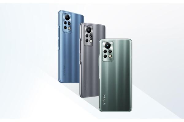 Hãng Infinix trình làng 2 smartphone NOTE 11 và NOTE 11 Pro với nhiều công nghệ tiên tiến, giá cả hợp lý