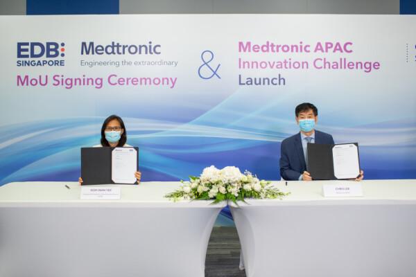 Medtronic sẽ đầu tư 50 triệu USD để thúc đẩy các công nghệ chăm sóc sức khỏe ở châu Á – Thái Bình Dương
