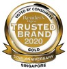 Best of the Best: Over 100 Singapores elite brands were awarded at the inaugural Readers Digest Trusted Brands Awards